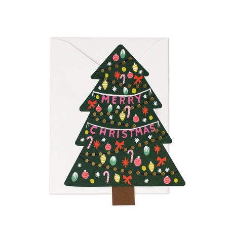 Rifle Paper Co. Christmas Tree Card