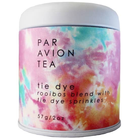 Par Avion Loose Leaf Tea Tie Dye