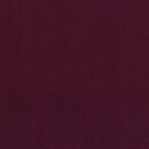 RJR Cotton Supreme Solids Black Cherry