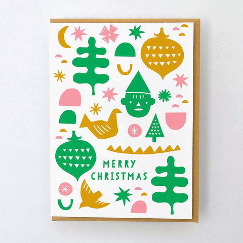 Hello Lucky Papercuts Card Set