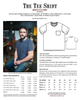 Merchant and Mills The Tee Shirt (Mens) Sewing Pattern
