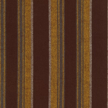 Robert Kaufman Taos Flannel Yarrow Stripe 42""
