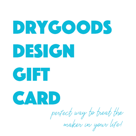 Drygoods Design Gift Card