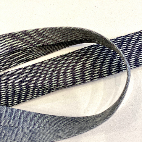 "Products From Abroad Denim Bias Binding Tape 1""/25mm"