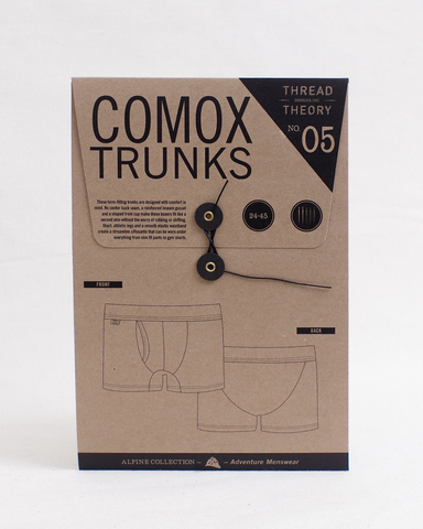 Thread Theory Comox Trunks Sewing Pattern