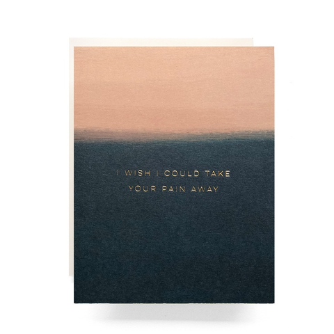 Antiquaria Design Studio Take Your Pain Away Card