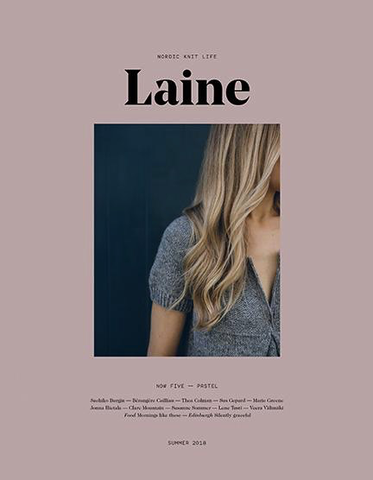Laine Magazine Issue 5 Summer 2018