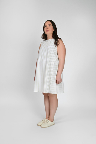 In The Folds Rush Cutter Dress Sewing Pattern