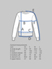 High Cuff Sweater Sewing Pattern by The Assembly Line