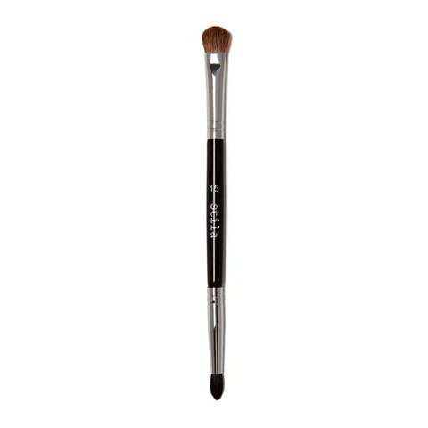 #15 Double-Sided Crease and Liner Brush