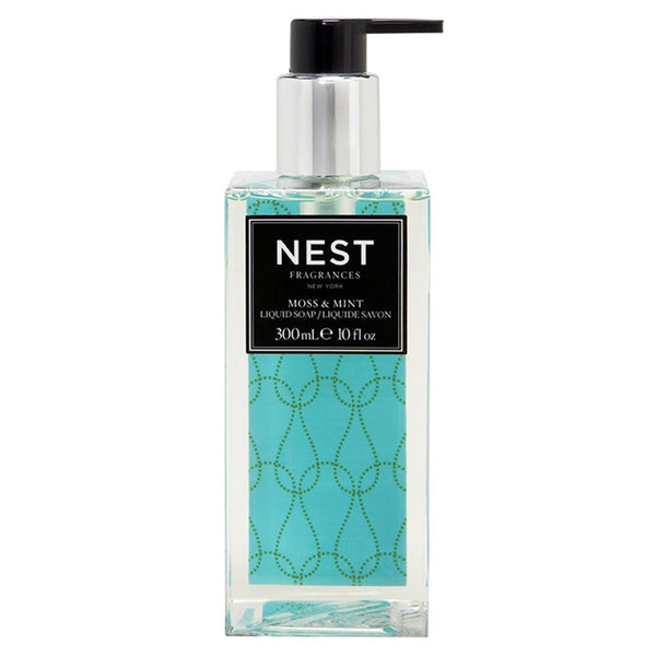 Moss & Mint Liquid Soap - MONACO JEANS
