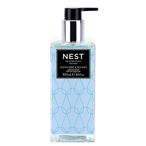 Ocean Mist & Sea Salt Liquid Soap - MONACO JEANS