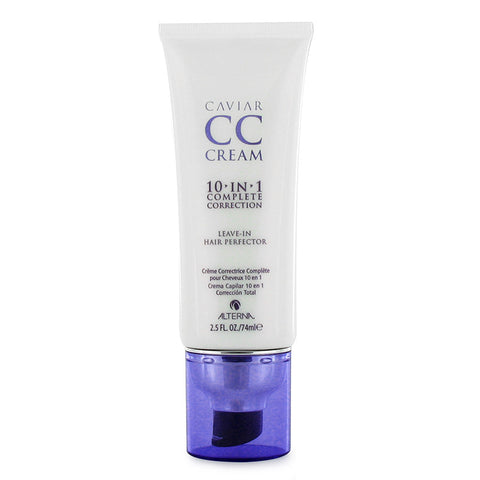 Caviar CC Cream for Hair 10-in-1 Complete Correction - MONACO JEANS