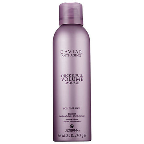 Caviar Anti-Aging Thick & Full Volume Mousse - MONACO JEANS