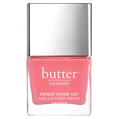 Patent Shine 10x Nail Lacquer Coming Up Roses - MONACO JEANS - 1