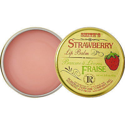 Strawberry Lip Balm 8 oz. - MONACO JEANS
