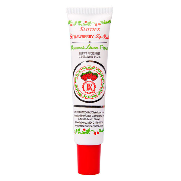 Strawberry Lip Balm Tube 5 oz. - MONACO JEANS