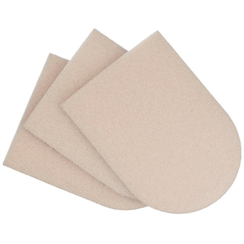 Tan Applicator Face Mitts