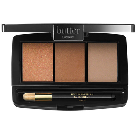 True to Form Bronzer Clutch Palette - MONACO JEANS