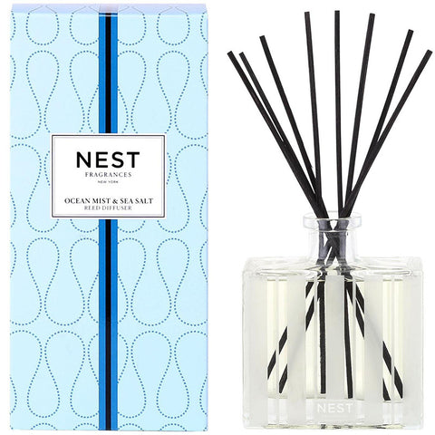 Ocean Mist and Sea Salt Reed Diffuser - MONACO JEANS