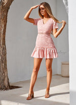 Missha Dress - Blush