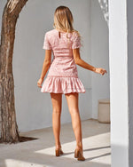 Missha Dress - Blush [Pre order] - STYLE STRUCK