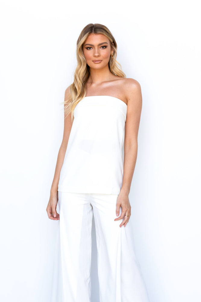 Hamptons Top - White