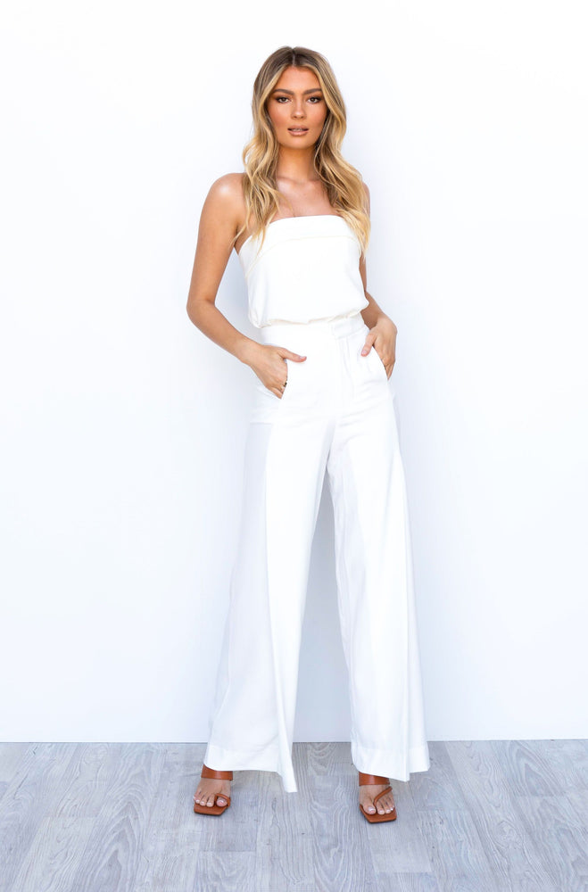 Hamptons Pants - White