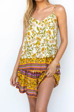 Tori Top - Yellow