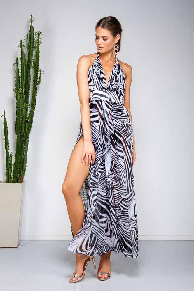 Amazon Maxi Dress - STYLE STRUCK