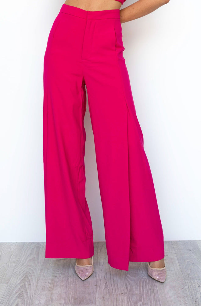 Hamptons Pants - Hot Pink