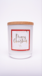 Night Before Christmas Candle