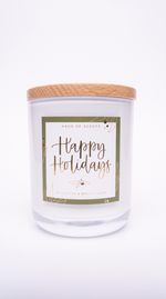 Mistletoe and White Cedar Candle