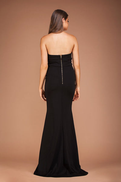 Jadior Gown - Black by Solace The Label -Solace The Label