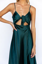 Milan Dress - Emerald