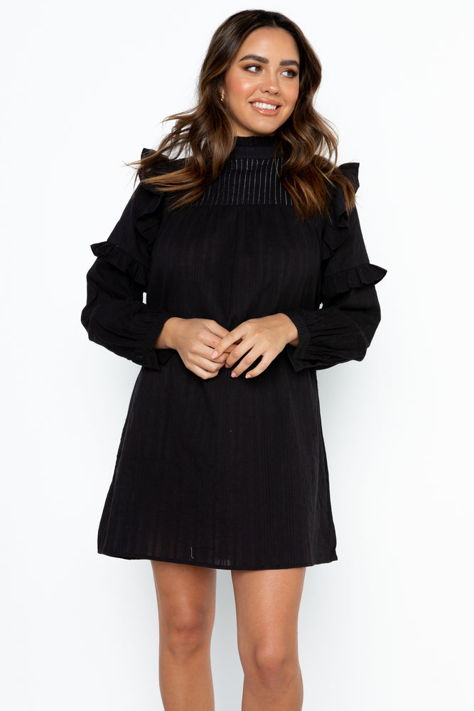 Belgium Dress - Black