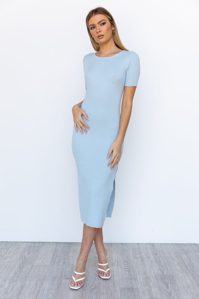 Frankie Dress - Blue