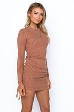 Doutzen Dress - Bronze