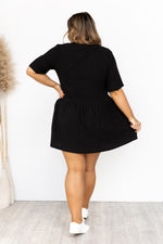 Nelly Dress - Black