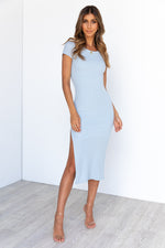 Mollie Dress - Blue