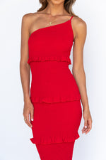 Amour Dress - Red