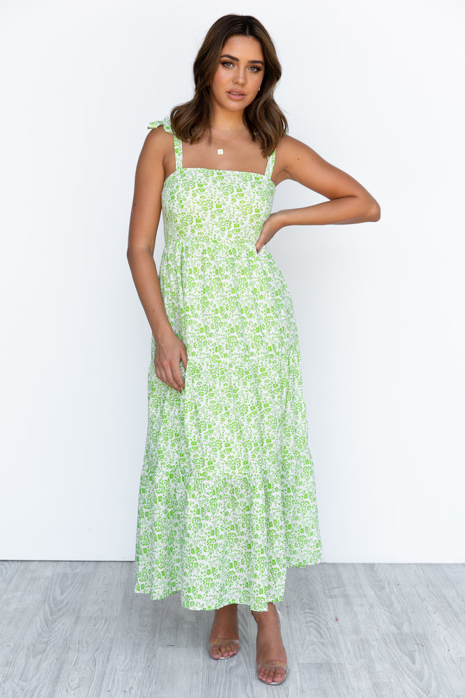 Palm Beach Maxi Dress