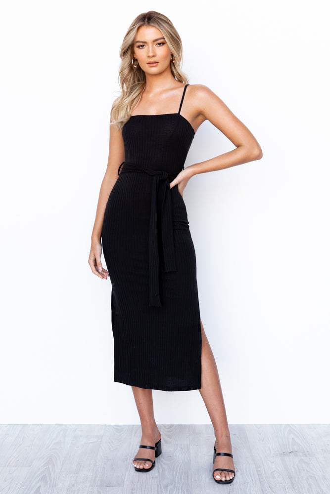 Leilani Dress - Black