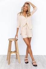 Esther Shorts - Beige
