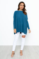 Larosa Knit - Teal