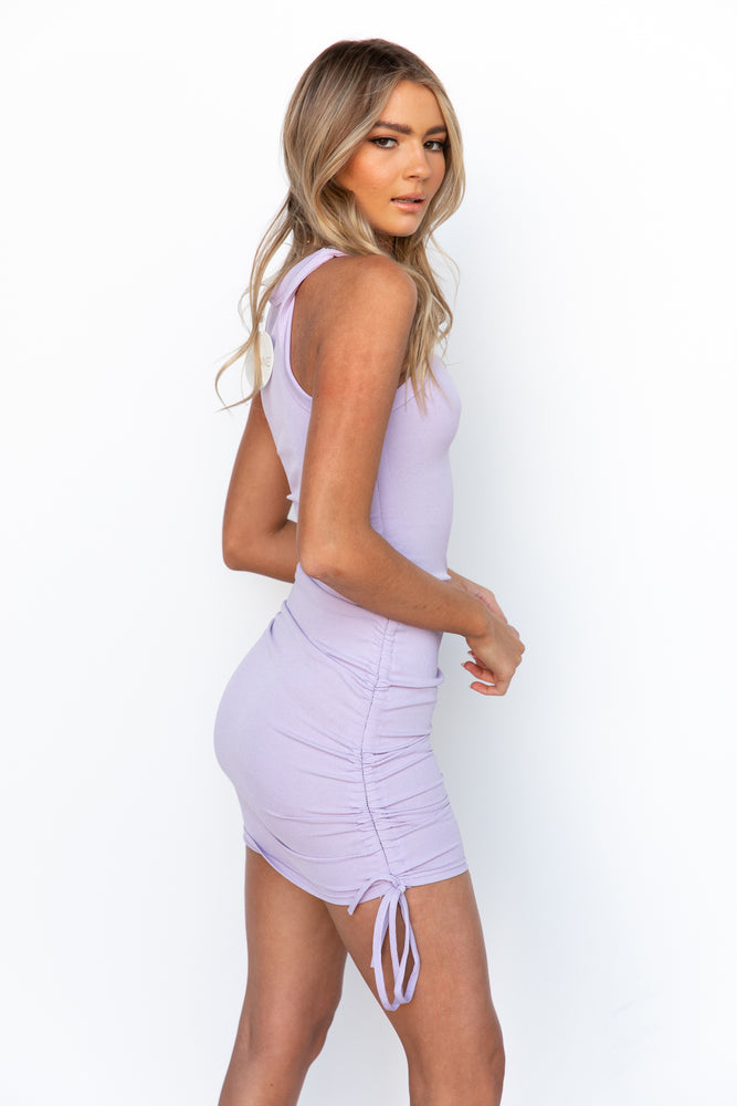 Bailey Dress - Lilac