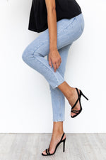 Tahnee Boyfriend Jeans - Denim Blue