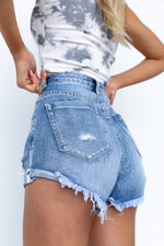Gaia Denim Shorts
