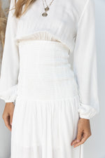 Nikita Dress - White