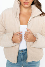Jezabel Jacket - Beige